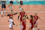Holanda não deu chances à Polônia na decisão do G2 (Foto: Divulgação/FIVB)