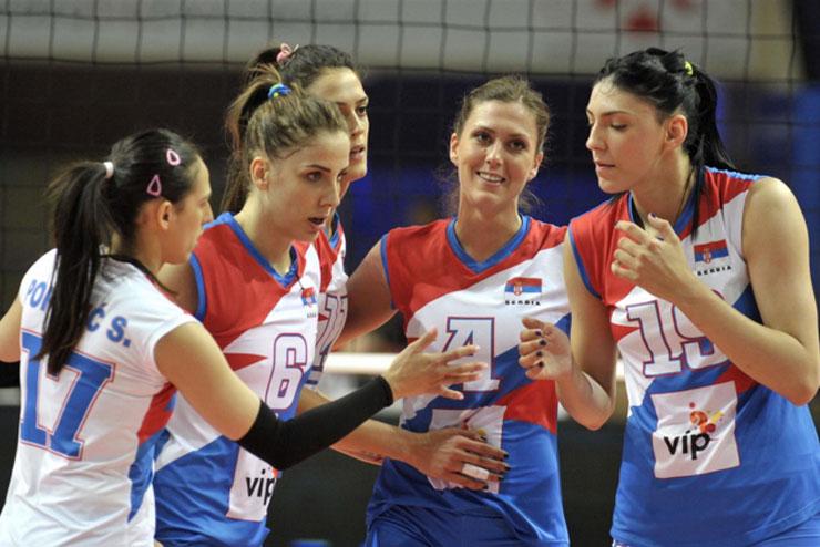 1b48a72539 Sérvia é a primeira seleção da Europa a se garantir no Mundial do Japão