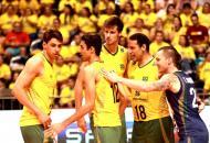 Brasil passa com tranquilidade pela Colômbia na estreia