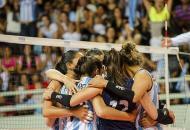 Argentina emplaca 3ª vitória e decide a vaga olímpica com o Peru
