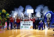 Rússia destrona França, vence Pré-olímpico e conquista vaga para Rio-2016