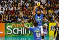 Rei dos títulos, Sada Cruzeiro é campeão da Copa Brasil