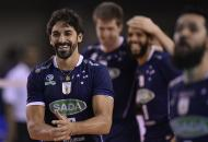 Sada Cruzeiro fecha o elenco titular para 2016/17