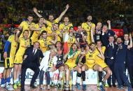 Bruninho, Lucão e Sens são campeões da Itália com o Modena