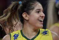 Natália é a melhor jogadora do Brasil na 1ª fase do Grand Prix