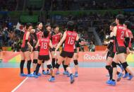 Japão derrota Argentina e enfrenta Estados Unidos nas quartas