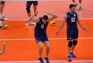 """Maracanãzinho """"vira"""" Roma, Itália bate EUA e se classifica para a final"""