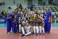 Rexona mantém hegemonia e leva título da Supercopa