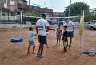 Brasil Kirin leva o vôlei à periferia de São Paulo