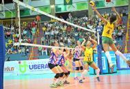 Brasileiras da sub-20 faturam 2ª vitória no Sul-americano
