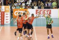 Sesi-SP não dá chances ao Taubaté e vence clássico na Vila