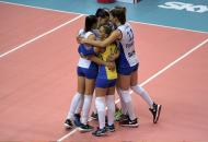 Rexona derrota Bauru e chega à 13ª vitória na Superliga