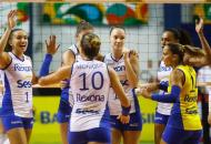 Rexona vai bem, domina o Minas e se sagra tricampeão da Copa Brasil