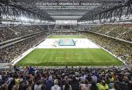 Brasil receberá Fase Final da Liga Mundial em estádio de futebol