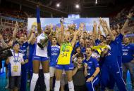 Fabi e Régis se tornam as maiores vencedoras da Superliga