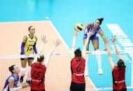 VakifBank derrota Rexona e se classifica para a semifinal