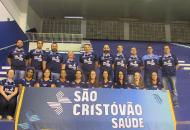 São Caetano reúne elenco da temporada 2017/18