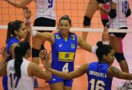 Brasil encara a China nas semis do Montreux