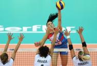 Sérvia supera Itália e avança em 1º às semifinais