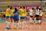 Com reservas, Brasil alcança 2ª vitória no Sul-americano